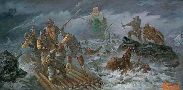 Chiến dịch tấn công Tương Dương - Phàn Thành của Quan Công buộc Vu Cấm đầu hàng chấn động Trung Nguyên.