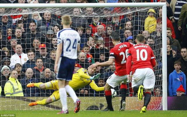 Hình ảnh không fan Man United nào muốn thấy