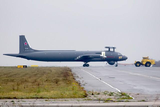 Những máy bay của Ấn Độ được Nga trang bị cho một loại radar tìm kiếm trên biển thế hệ mới là radar Sea Dragon. Dựa trên thiết kế hệ thống này, Nga tiếp tục phát triển radar thế hệ mới P-38 Novella cho phiên bản săn ngầm Il-38N của riêng mình.