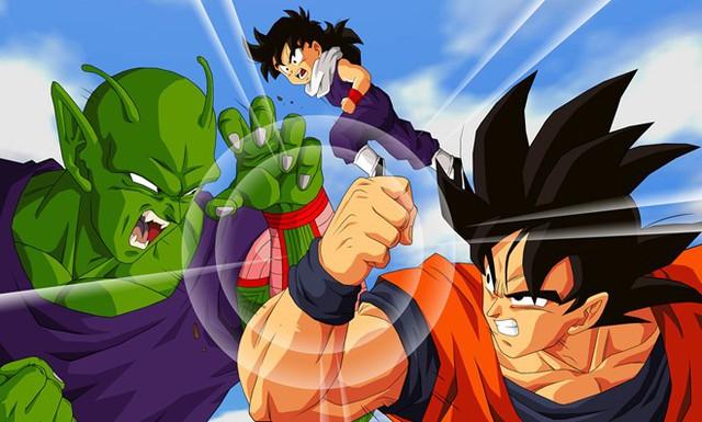 5. Tác giả của Dragon Ball, Akira Toriyama, cho biết Piccolo là nhân vật yêu thích của ông. Piccolo, sau khi hợp thể với thượng đế, đã trở thành chiến binh Z mạnh nhất, hơn cả Goku và Vegeta.