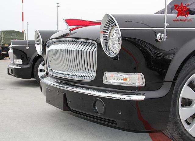 Hồng Kỳ L5 có giá khoảng 6.000.000NDT (khoảng 21 tỷ VNĐ).