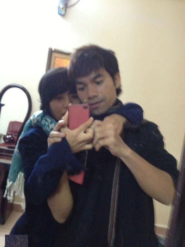 Ya Suy và cô gái là mẹ của con trai anh