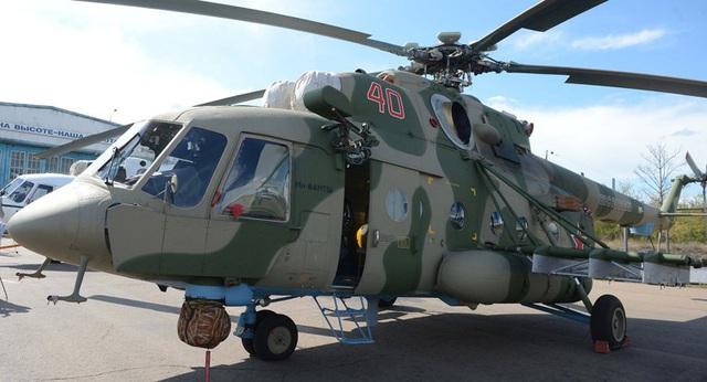 Trực thăng vận tải MI-8