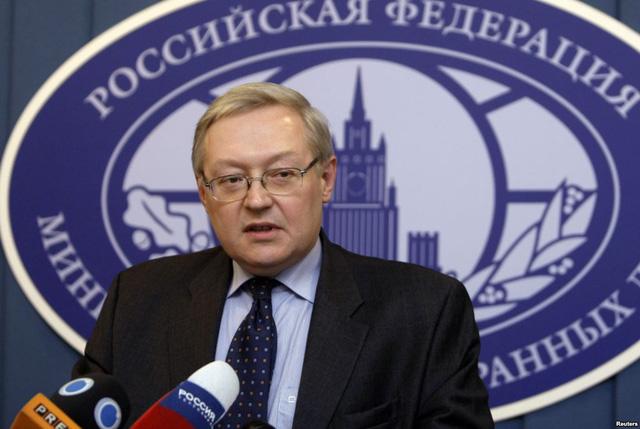 Thứ trưởng ngoại giao nước này Sergei Ryabkov