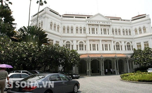 Phải thừa nhận, không nơi nào lưu giữ các kiến trúc thuộc địa như Singapore