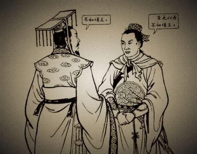 Là một khai quốc công thần, nhưng thay vì được trọng dụng, tín nhiệm, Hàn Tín luôn là một mối họa tiềm tàng trong suy nghĩ của Hán Cao Tổ Lưu Bang.