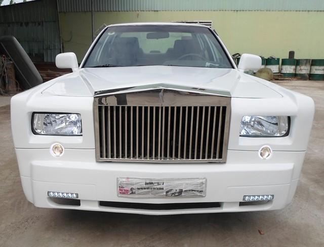 tự-chế, siêu-xe, Thanh-Hóa, Hà-Nội, ô-tô, siêu-xe, xe-độ, nông-dân, siêu-phẩm, Rolls-Royce, xe-sang, xế-hộp