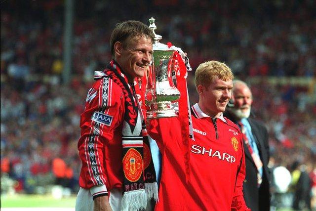 Paul Scholes trở thành huyền thoại Man United với 155 bàn thắng sau 718 lần khoác áo