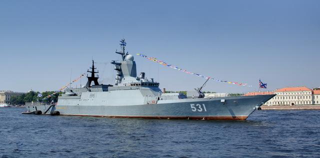 Khinh hạm Soobrazitelnyy (Số hiệu 531) - Dự án 20381