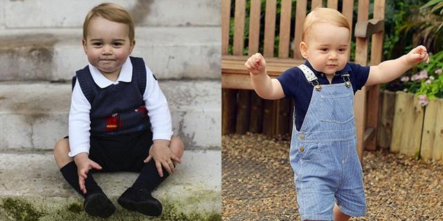 Hoàng tử George Alexander Louis đứng đầu trong danh sáchnhững đứa trẻ giàu nhất thế giới.