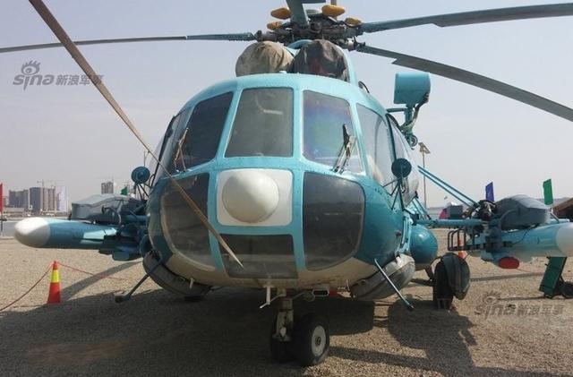 Tuy nhiên hiện vẫn chưa rõ tên lửa chống hạm khi bắn đi từ trực thăng Mi-171 sẽ được dẫn đường bằng phương thức nào? Có thể Iran đã lắp cho Mi-171 một radar dẫn bắn trong chóp mũi, nhưng cũng có thể tên lửa phải được chỉ thị mục tiêu từ một phương tiện khác.