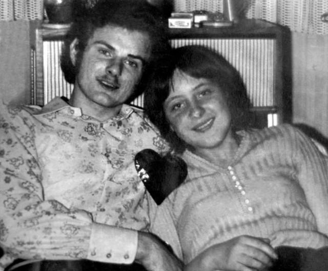 Cũng trong tiệc năm mới năm 1972 ở Berlin