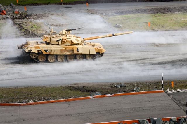 Tuy nhiên, để đáp ứng với tình hình địa chính trị xung quanh biên giới nước Nga hiện nay, Lục quân Nga sẽ quyết định tăng cường khả năng chiến đấu hơn nữa cho các xe tăng T-90S.