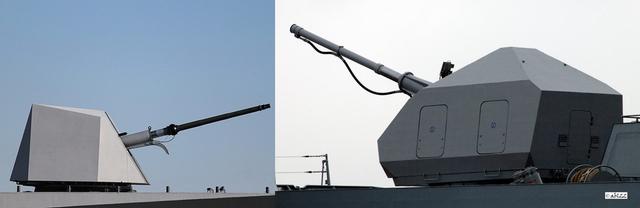 Pháo Oto Melara Super Rapid 76,2 mm và A-190E 100 mm có những điểm mạnh và điểm yếu của riêng mình