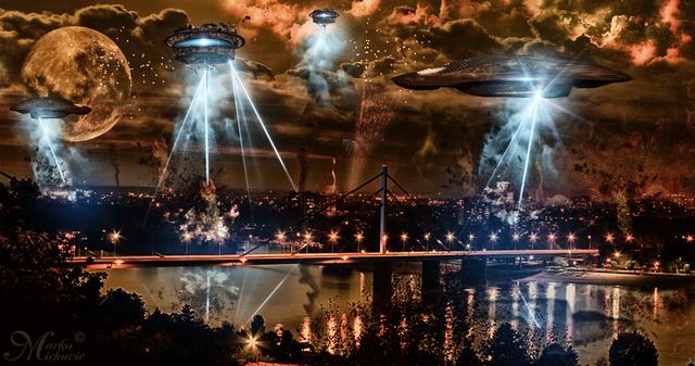 Năm 2288 - Xuất hiện những cuộc va chạm với người ngoài hành tinh.