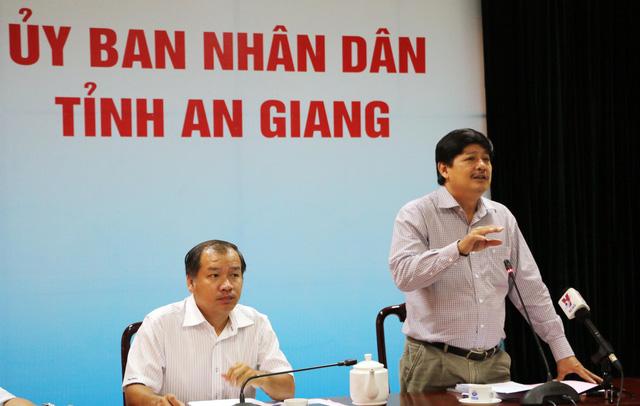 Phó Chủ tịch tỉnh An Giang Hồ Việt Hiệp: Không rõ thì không xử lý nữa