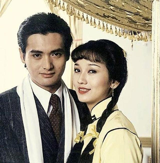 Nữ diễn viên trong Bến Thượng Hải.