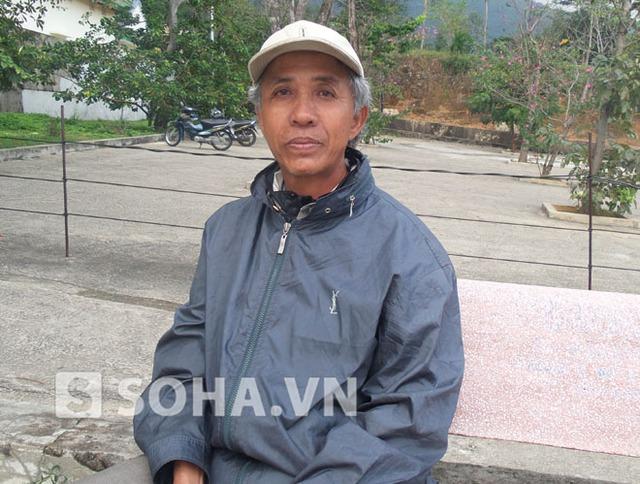 Ông Võ Mót khẳng định, nếu ông Thanh cần, ông sẵn sàng hiến tủy, máu để giúp chữa bệnh.