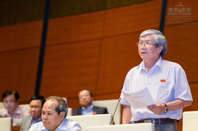 Đại biểu Lê Văn Lai.