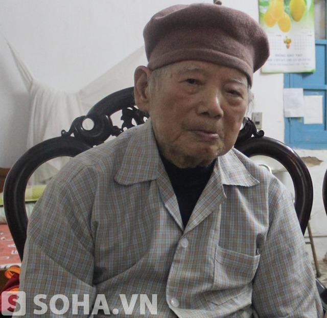 Thiếu tướng Nguyễn Công Trang nay đã ở tuổi 93.