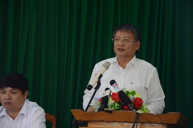 Ông Nguyễn Ngọc Tuấn