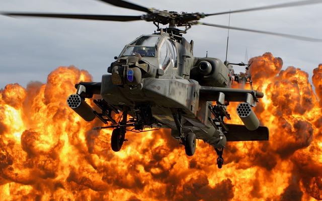 Trực thăng Mỹ được RAND đánh giá cao so với trực thăng châu Âu và Nga)