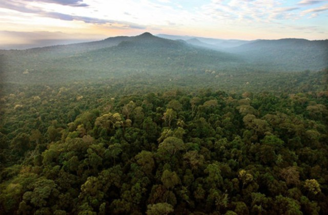 Quang cảnh thung lũng Areng. Ảnh: Google Images.