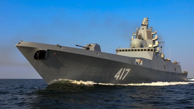 Khinh hạm Admiral Goshkov thuộc đề án 22350.
