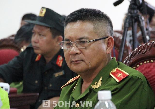 Tướng Hồ Sỹ Tiến chia sẻ với PV về vụ án mạn kinh hoàng ở Nghệ An so với vụ án ở Bình Phước.
