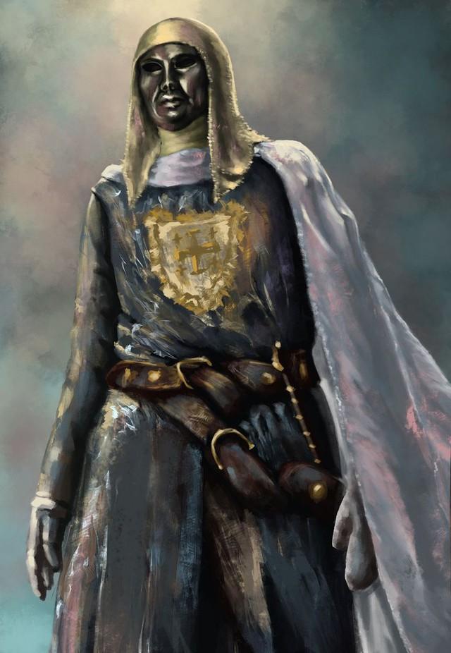 Chân dung Vua Baldwin