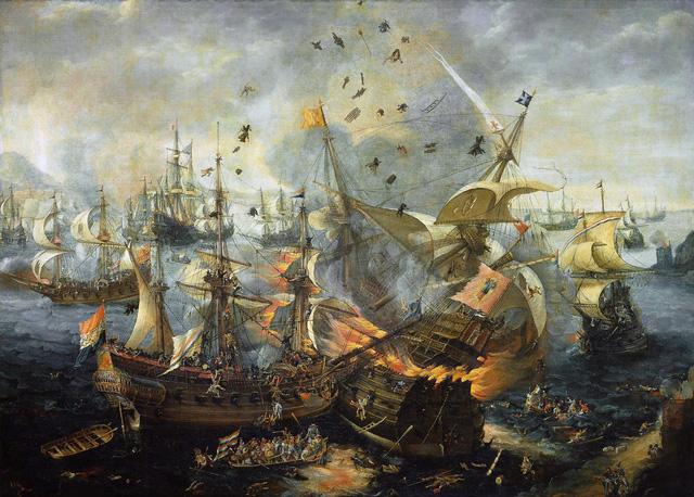 Trận hải chiến lớn này có ý nghĩa lớn với lịch sử Hy Lạp Cổ đại