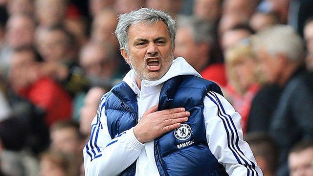Mourinho luôn biêt cách tiết kiệm sức lực nhất