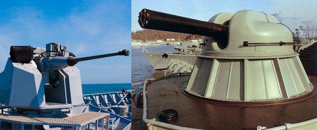 MARLIN-WS yếu thế hơn nhiều khi đứng cạnh AK-630M