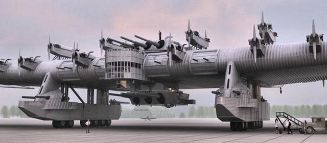 Đồ họa biến thể quân sự của Kalinin K-7
