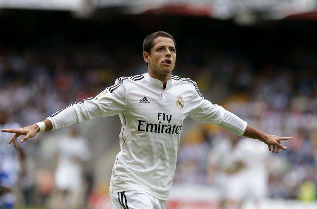 Chicharito sẽ rời Real Madrid và về lại Man United. BLĐ của Kền kền trắng không quá thiết tha trong việc mua đứt anh.