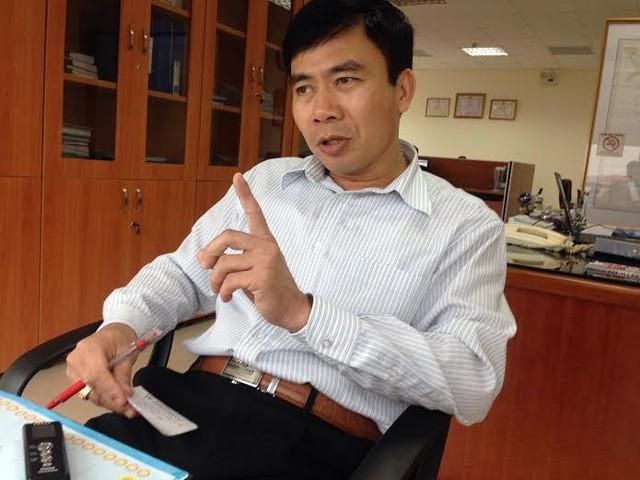 Ông Nguyễn Văn Hoàng – Trưởng phòng Quản lý thương mại của Sở Công thương tỉnh Thái Bình – nơi từng được xem là điểm nóng về bán hàng đa cấp.