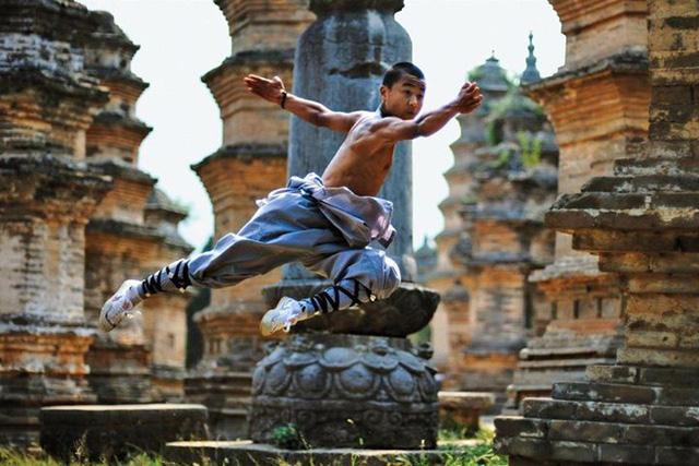 Dịch cân kinh được coi là Bí kíp báu vật của Thiếu Lâm.