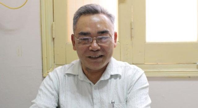 GS.TS Phan Văn Tân