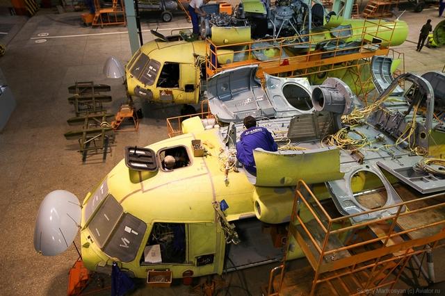 Đến năm 1951, nhà máy đã bắt đầu dây chuyền chế tạo trực thăng Mi-1, đây cũng là dây chuyền chế tạo trực thăng đầu tiên của Liên Xô.