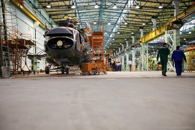 Sản phẩm xuất khẩu đầu tiên của nhà máy là trực thăng Mi-4, nhưng dòng Mi-8 và sau này Mi-17 mới là dòng sản phẩm làm nên danh tiếng của nhà máy.