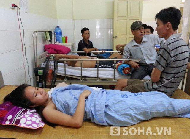 Hiện chị Yến vẫn đang tiếp tục được điều trị tại bệnh viện chấn thương chỉnh hình Nghệ An.