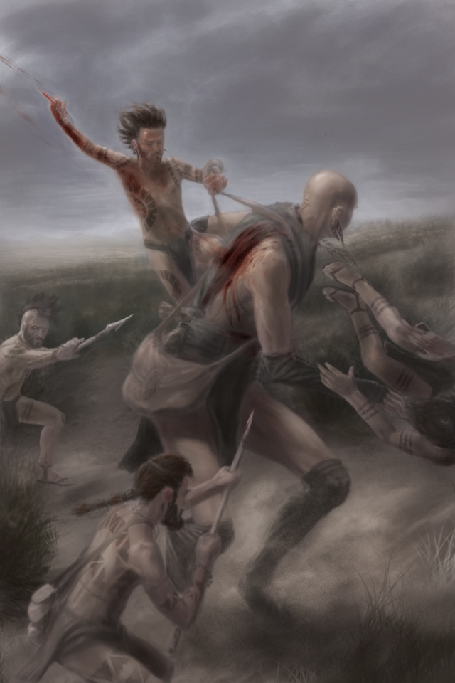 Nguồn gốc của Nephilim còn rất mơ hồ