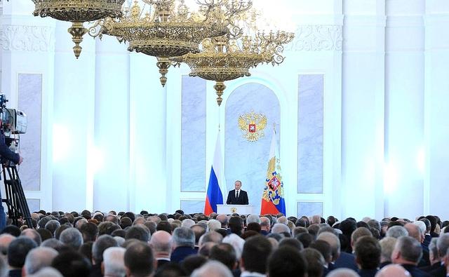 >>> Những câu nói để đời của ông Putin trong Thông điệp Liên bang