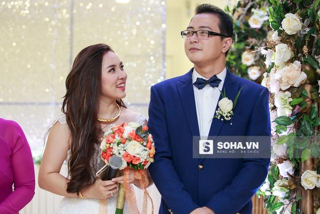 Rất ít thông tin về hôn phu của Bảo Trâm được tiết lộ. Được biết, chồng của Bảo Trâm tên là Hải Linh, hiện đang làm việc tại công ty nội thất.