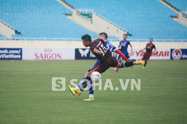 U23 Việt Nam vẫn còn khá chuệch choạc