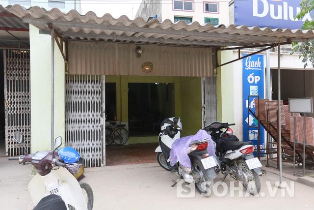 Ngôi nhà của Đức Vĩnh nằm ở mặt đường của Xã Cách Bi, Quế Võ, Bắc Ninh. Tuy nhiên, do không có số nhà nên phải mất