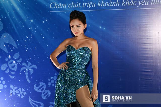 Chiếc váy này đã giúp Tóc Tiên khoe được thân hình rắn chắc và nóng bỏng.