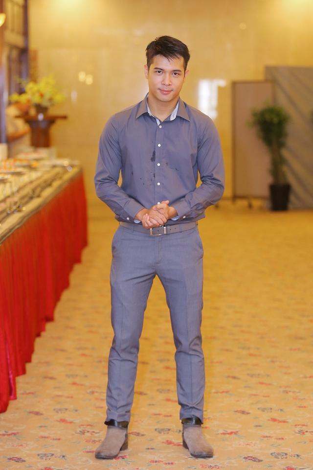 Nam diễn viên Lương Thế Vinh.