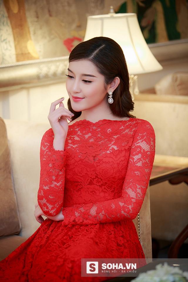 Từ sau Hoa hậu Việt Nam 2014, Huyền My liên tục nhận được nhiều lời mời tham gia sự kiện khắp cả nước.