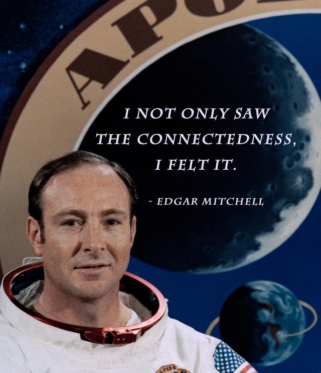 Tiến sĩ Edgar Mitchell